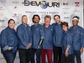 SIFF | DEVOUR! Chefs & Shorts: Sonoma International Film Festival 2020 Photo