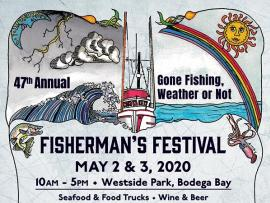 Annual Bodega Bay Fisherman's Festival - canceled Photo