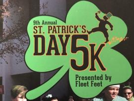 St. Patrick's Day 5K Photo