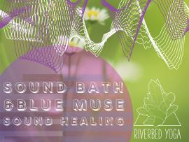 Spring Sound Bath with Blue Muse & the Celestial Voice Photo