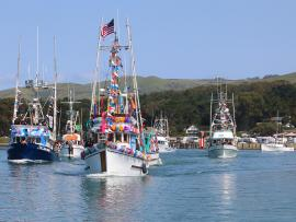 Bodega Bay Fisherman's Festival Photo