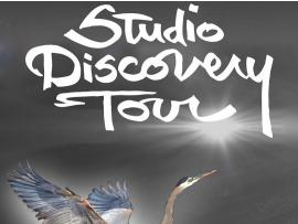 Studio Discovery Tour Photo