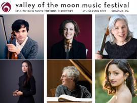 Virtual Event: Valley of the Moon Beethoven Festival Photo