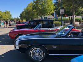 Cloverdale Car & Motorcycle Show 2020 Photo