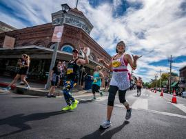 Napa to Sonoma Wine Country Half Marathon Photo