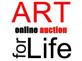 Virtual Event: Art For Life Photo