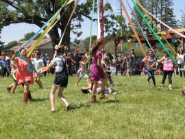 Geyserville May Day Festival Photo
