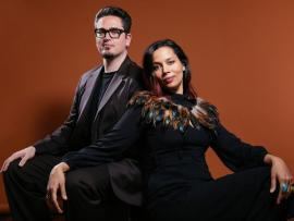 Virtual Event: The Muse Hour with Rhiannon Giddens and Francesco Turrisi Photo