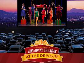 Broadway Holiday Drive-In at Sonoma Raceway Photo