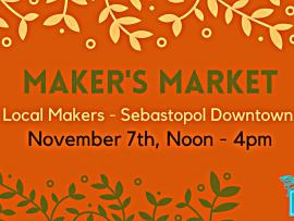 Sebastopol Maker's Market Photo