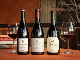 Virtual Event: Pinot Noir Specialists Tasting: Cuvaison, Chappellet & Goldeneye Photo