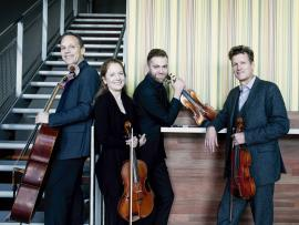 Virtual Event: St. Lawrence String Quartet Photo