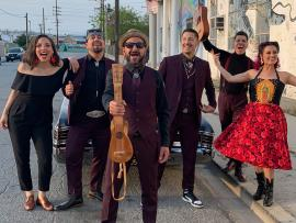 Virtual Event: The Muse Hour with Las Cafeteras Photo
