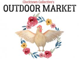 Clucktown Collective's Outdoor Market Photo