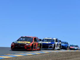 Toyota/Save Mart 350 NASCAR Cup Series Race Photo