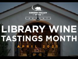 Sonoma Valley Presents: LIBRARY WINE TASTINGS MONTH Photo