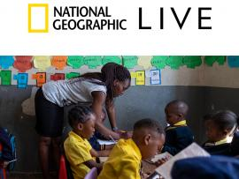 Virtual Event: National Geographic Live Virtual Series: Women and Migration Photo