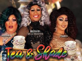 Santa Rosa GayDar Presents Tea & Shade Drag High Tea Photo