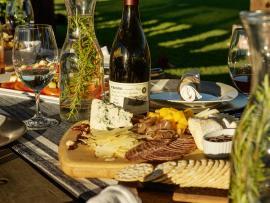 Trione Winery Winemaker Dinner Photo