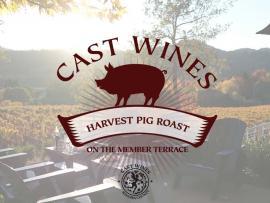 Harvest Pig Roast Photo