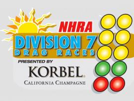 NHRA Division 7 Drag Races Photo
