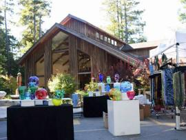 58th Annual Art in the Redwoods Festival Photo