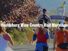 Healdsburg Wine Country Half Marathon Photo