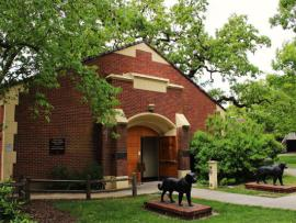 Jesse Peter Museum - The Museum is located in a WPA building on the beautiful Santa Rosa Junior College campus.