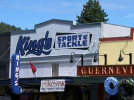 King's Sporting Goods & Kayak Rentals