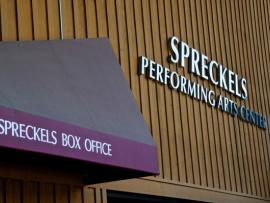 Spreckels Performing Arts Center