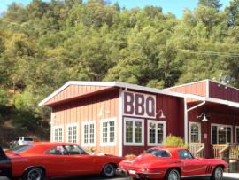 World Famous Hamburger Ranch & Bar-B-Que - Come On Over! We're At The Top Of The Hill.