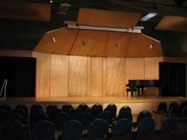 Occidental Center for the Arts Auditorium