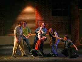 The Full Monty at the 6th Street Playhouse
