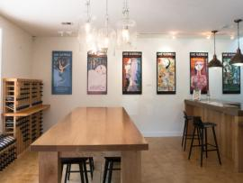 Wine Guerrilla Tasting Room
