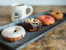 Acre Coffee - Petaluma East Side; Now Featuring Donuts!