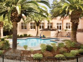 Willow Stream Spa at Fairmont Sonoma Mission Inn