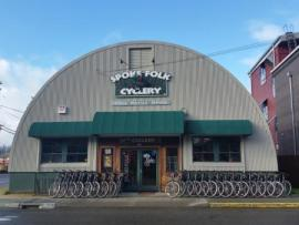 Spoke Folk Cyclery in Healdsburg