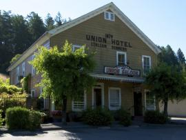 Occidental Union Hotel Restaurant