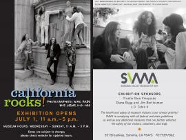 California Rocks exhibit at Sonoma Valley Museum of Art Photo