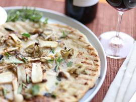 Pizza Night on the Jordan Winery Terrace Photo
