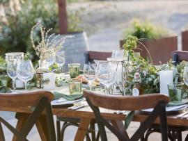 Bricoleur Vineyards Summer Outdoor Dinner Series Photo