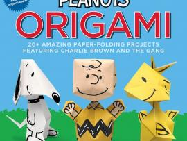 Virtual Event: Peanuts Origami Photo