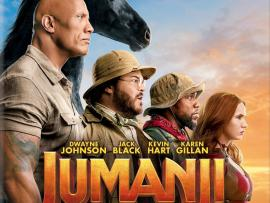 Drive In Entertainment Featuring the new Movie Jumanji Next Level Photo