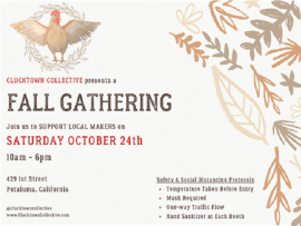 Clucktown Collective Fall Gathering Photo