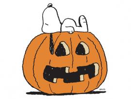 Virtual Event: How to Draw Peanuts Halloween Photo