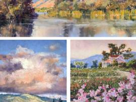 Virtual Event: Pastels: Vibrant and Versatile with Clark Mitchell Photo