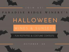 Wines & Sunsets Halloween Night Photo