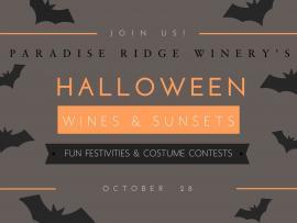 Wines & Sunsets Halloween Night Photo