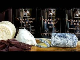 Virtual Event: Wine, Cheese & Chocolate Photo