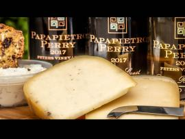 Virtual Event: Paired, Poured & Plated - Wine & Cheese Pairings with Valley Ford Creamery Photo